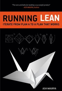 스타트업-running lean