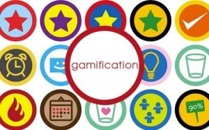 Gamification foursquare